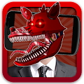 Foxy Face Photo Stickers APK for Bluestacks