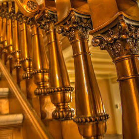 by Jackie Eatinger - Artistic Objects Furniture ( topeka, state capitol building,  )