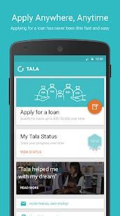 Tala (formerly Mkopo Rahisi) APK for Blackberry