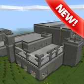 App Cops and Robbers map for MCPE apk for kindle fire