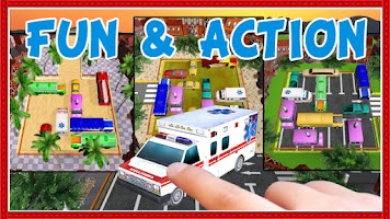 Screenshot of Unblock My Ambulance
