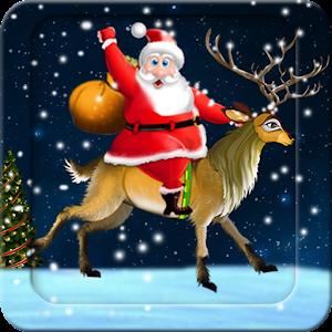 Santa Live Wallpaper