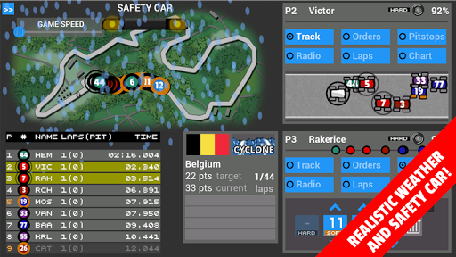 FL Racing Manager 2016 Pro - screenshot