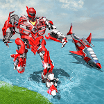 Real Robot Shark Game - Transforming Shark Robot For PC / Windows / MAC