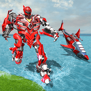 Download Real Robot Shark Game For PC Windows and Mac