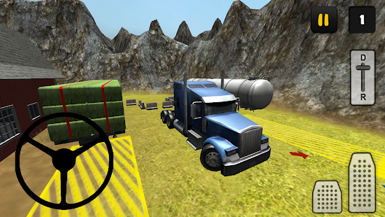 Farm Truck Simulator 3D - screenshot