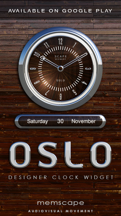 OSLO Smart Launcher Theme Screenshot 4