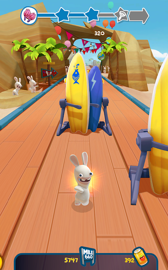 Rabbids Crazy Rush Screenshot 17