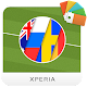 XPERIA™ Football 2018 Theme APK