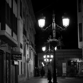 street  by Eve Constantinescu - City,  Street & Park  Street Scenes ( street photography )
