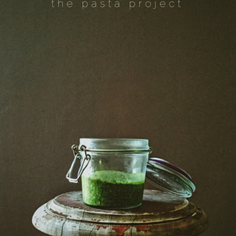 Egg Yolk Pesto