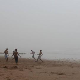 Beach football by Katja Škerjanc - Sports & Fitness Other Sports