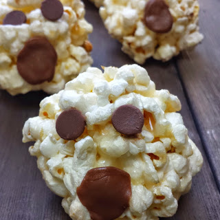 Halloween Popcorn Balls Recipes