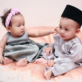 hanim teaser... by Fir Dar Uz - Babies & Children Children Candids