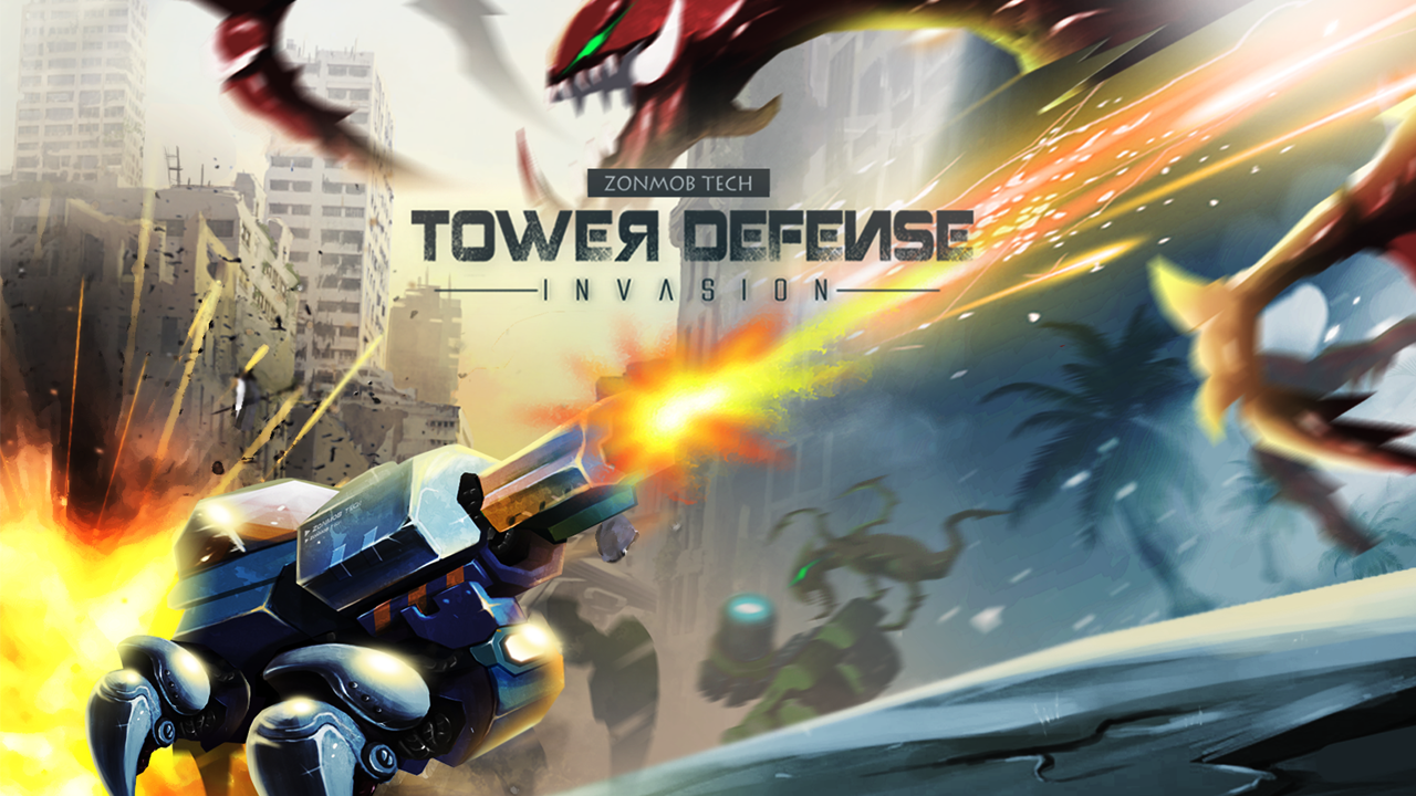 Tower Defense: Invasion HD Screenshot 7