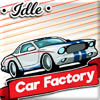 Idle Car Factory For PC