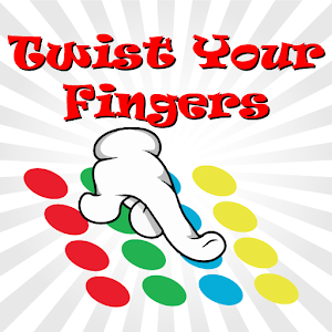 Twist Your Fingers! Icon