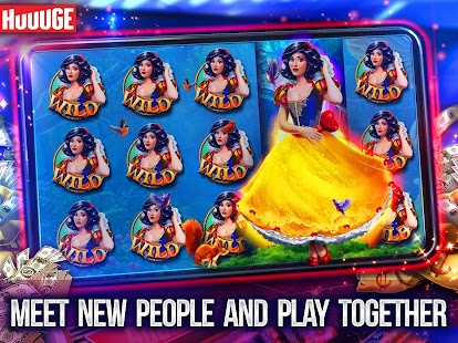 Game Slots - Huuuge Casino: Free Slot Machines Games APK for Kindle