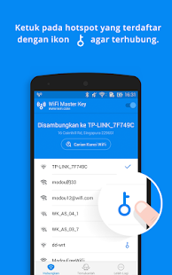 WiFi Master Key - by wifi.com Screenshot