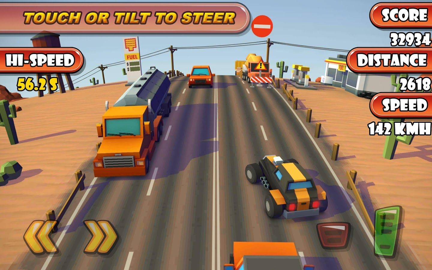 Highway Traffic Racer Planet Screenshot 15
