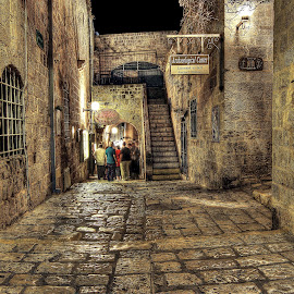 Jaffa by Dong Leoj - City,  Street & Park  Historic Districts ( street&park, neighborhoods, city )