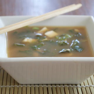 Make-Do Miso Soup