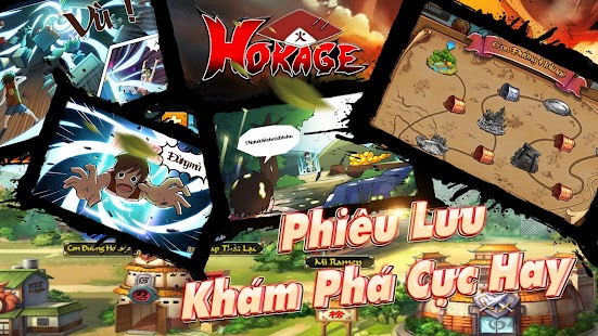 Download Android Game Hokage 3.0 for Samsung