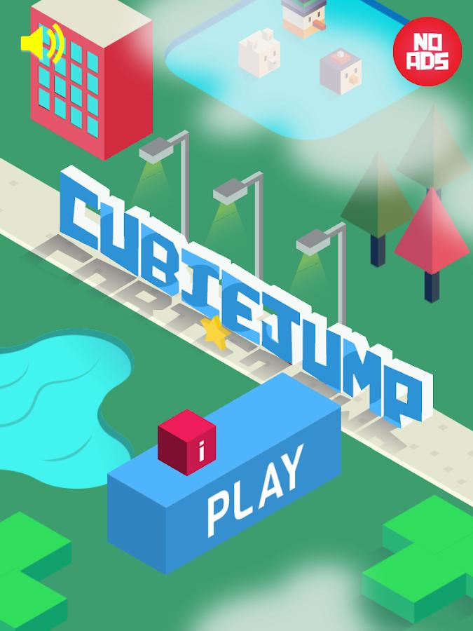 Cubie-Jump 25