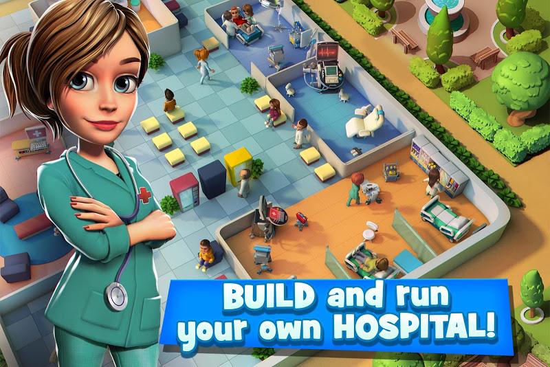 Dream Hospital - Health Care Manager Simulator Screenshot 2