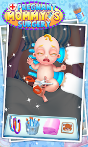 Pregnant Mommy's Surgery APK