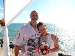 Mark & Nikki at Wyndham Denarau Island