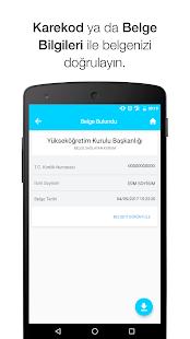 App e-Devlet Barkodlu Belge Doğrulama apk for kindle fire