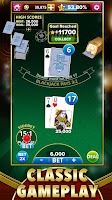 Screenshot of BlackJack 21 FREE + Slots!