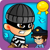 Game Bob cops and robber games free apk for kindle fire