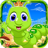 Free Candy Bugs Paradise APK for Windows 8