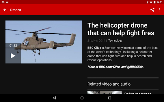 BBC News 8514 APK screenshot thumbnail 16