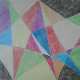 Abstract art #keepartalive by Reagan Muriuki - Drawing All Drawing