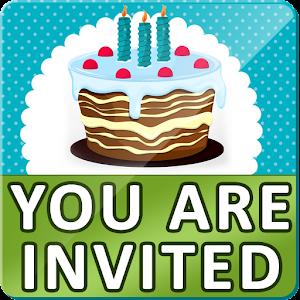 App Birthday Invitation Card Maker APK For Windows Phone Android - App for birthday invitation