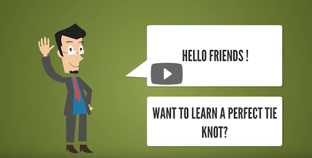 Learn How To Make Tie Knots - screenshot