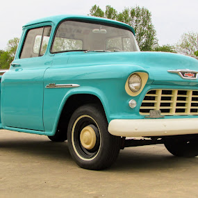 Classic Chevrolet by Rick Covert - Transportation Automobiles ( vintage, arkansas, antique, trucks, rugged,  )