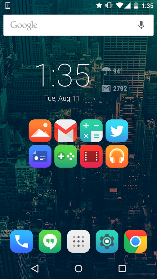 Pop UI - Icon Pack Screenshot 0