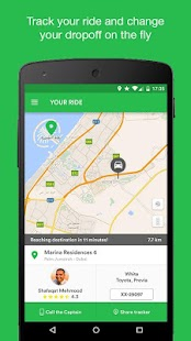 Download Careem - Car Booking App APK for Android Kitkat