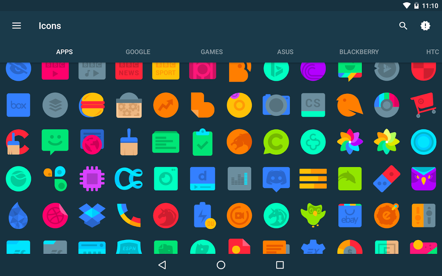 Aivy - Icon Pack Screenshot 8