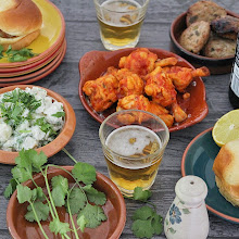 Indian Tapas & craft beer pairing