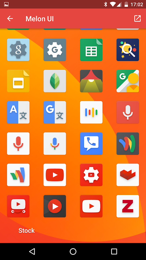 Melon UI Icon Pack Screenshot 5