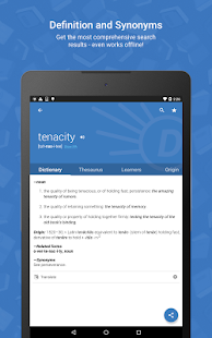 Dictionary.com Premium- screenshot thumbnail