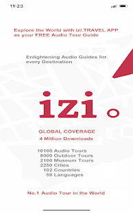 izi.TRAVEL: Get Audio Tour Guide & Travel Guide for pc