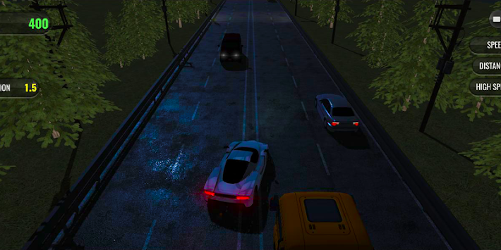 Highway Asphalt : Nitro Traffic Racing APK screenshot thumbnail 2