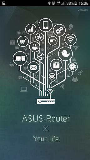 ASUS Router screenshot 1