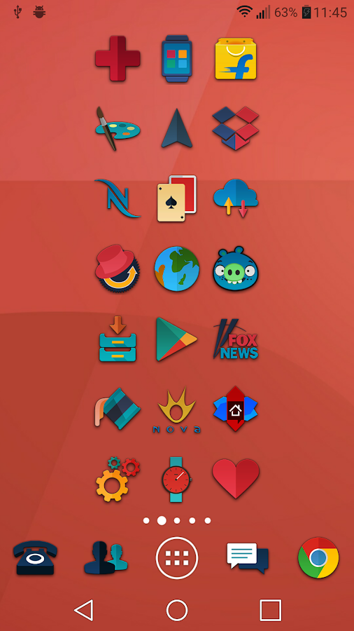 ProtonD Icon Pack Screenshot 5